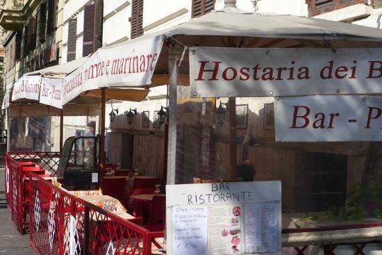 Hostaria Dei Bastioni: exterior