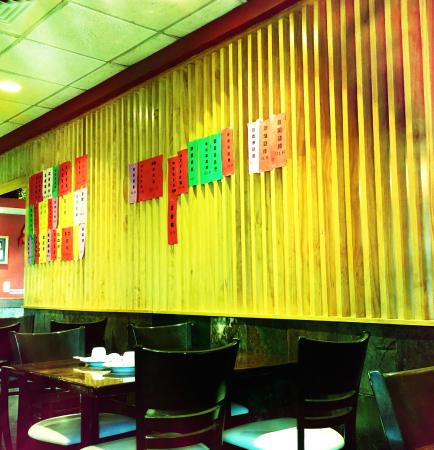 Bobs Noodle 66: Inside the restaurant