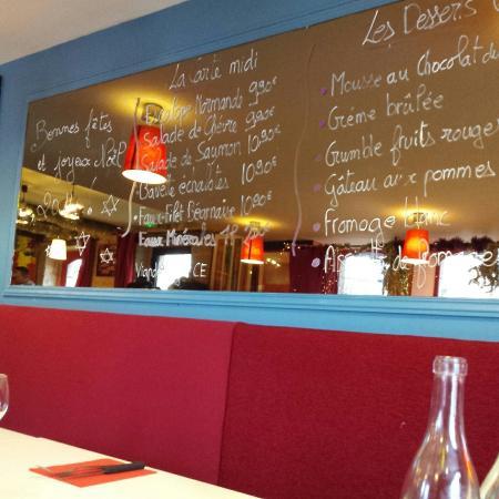 Restaurant panoramix dans quimper avec cuisine autres Cuisines quimper