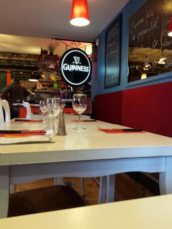 Restaurant panoramix dans quimper avec cuisine autres for Cuisine quimper