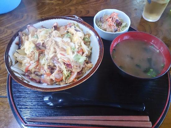 Sumubari: すなばり丼
