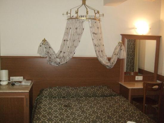 Grand Peninsula Hotel: My room