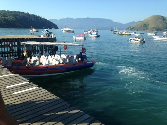 Rio by Guto: boat