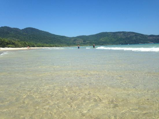 Rio by Guto: clear water