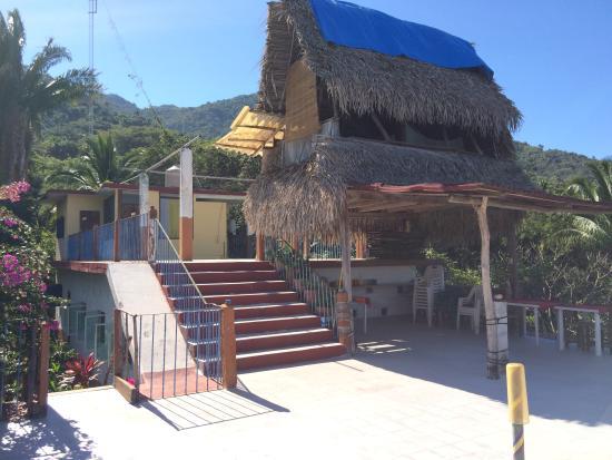 Casa La Loma en Yelapa: 4th floor Lapalapa