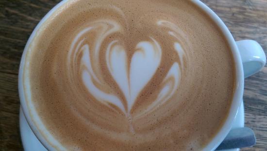 Astro Coffee Shop: Cappuccino