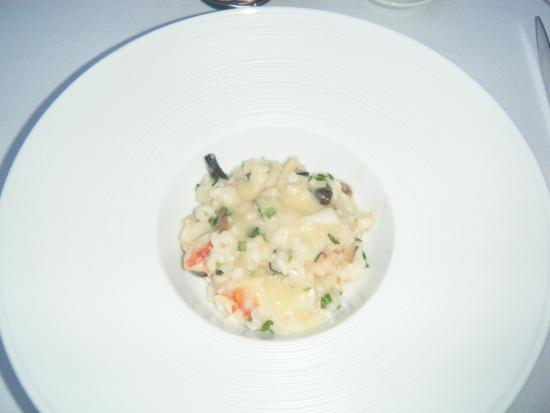 Cotton Row: Maine Lobster Risotto
