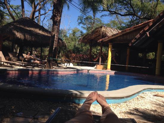 Hotel El Manglar: Chill out time