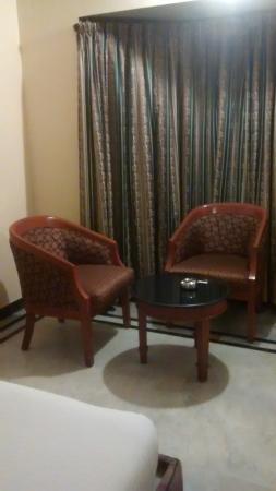 Hotel Grand Palace : room