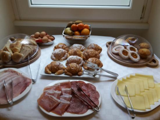 Residenza RomaCentro: Colazione
