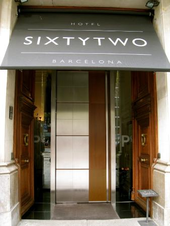 Sixtytwo Hotel: @hotel