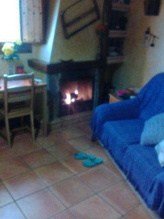 Casa Rural Picachico: el mirador