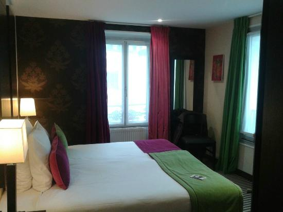 camera 47 picture of hotel pax opera paris tripadvisor. Black Bedroom Furniture Sets. Home Design Ideas