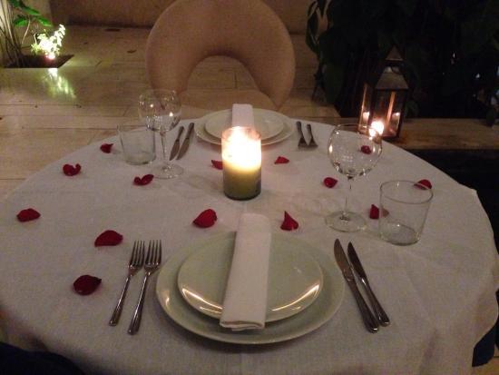 Riad Due: First meal
