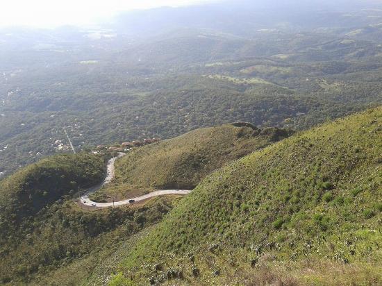 Serra Da Moeda: Estrada para o Topo do Mundo