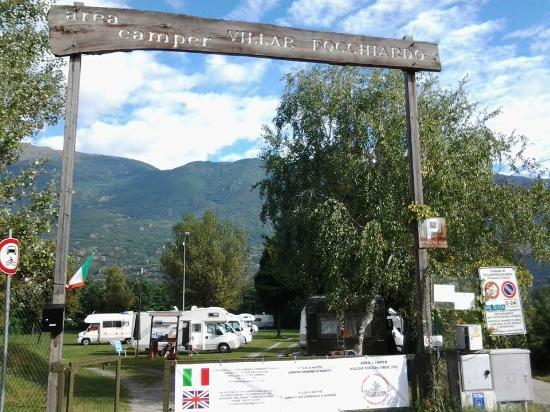 Camping Park Villar Focchiardo