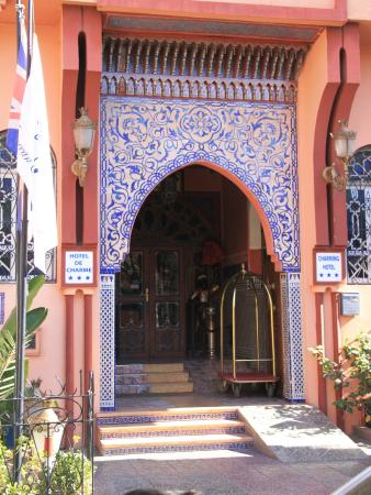 Moroccan House Hotel: Eingang