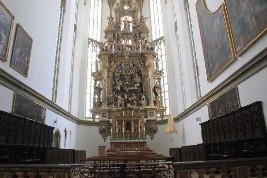 Church of St. Ulrich and St. Afra