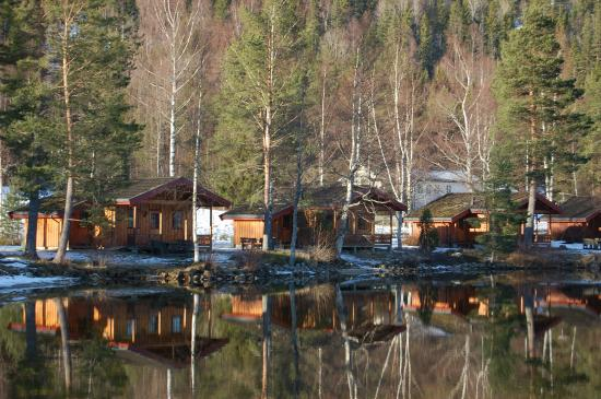 Nisser Cabins and Camping
