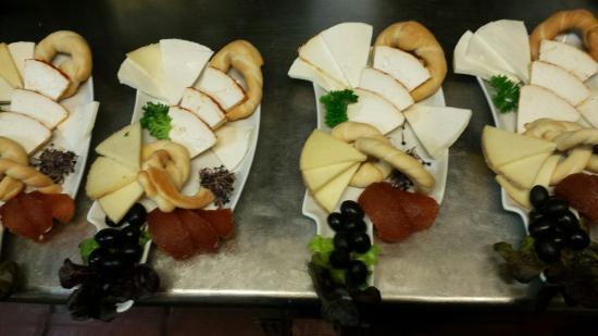El Sardinero : Surtidos de queso