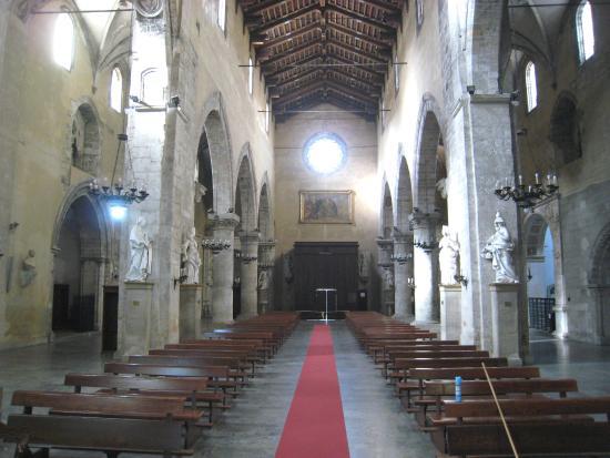 Church of San Francesco of Assisi -Chiesa di San Francesco d'Assisi: Grand vista