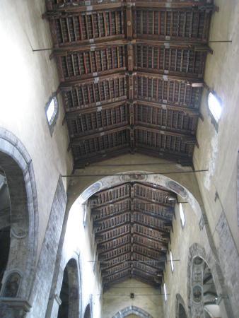 Church of San Francesco of Assisi -Chiesa di San Francesco d'Assisi: Fine ceiling
