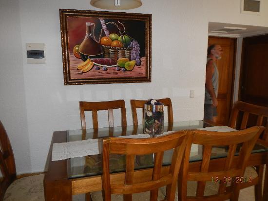Club Villas Jazmin: dining room 2BR
