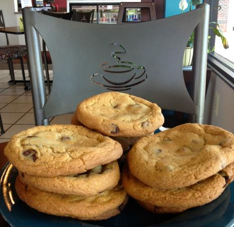 My Brewed Awakenings Cafe: yummy baked from scratch baked goods
