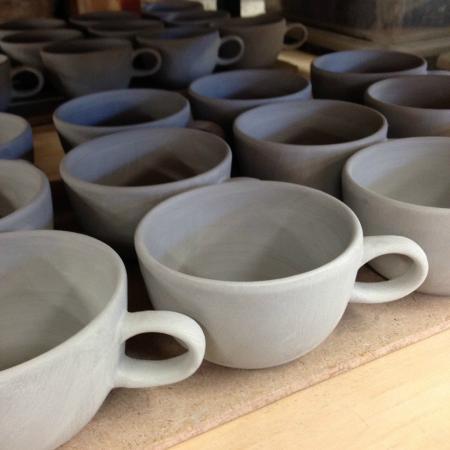 Gorgeous tiles picture of heath ceramics sausalito for Sausalito tile