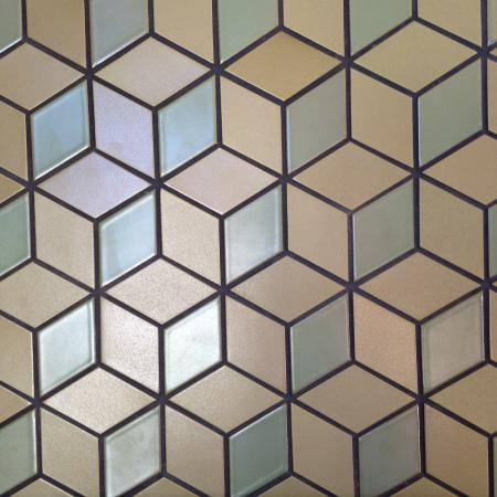 Unglazed cups picture of heath ceramics sausalito for Sausalito tile
