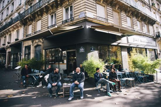 Photo of Cafe KBCafeshop at 62 Rue Des Martyrs, Paris 75009, France