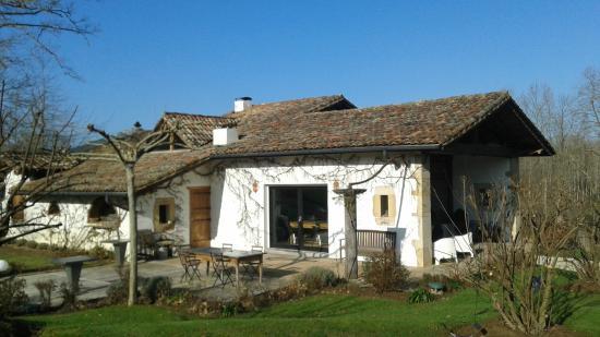 Antzika: La maison