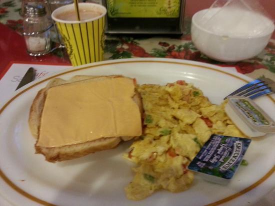 Centroamericano Hotel: Breakfast