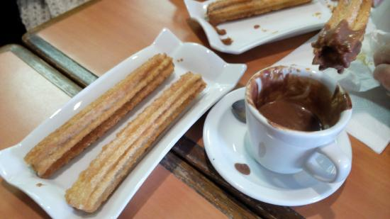 Patisserie Che Churro