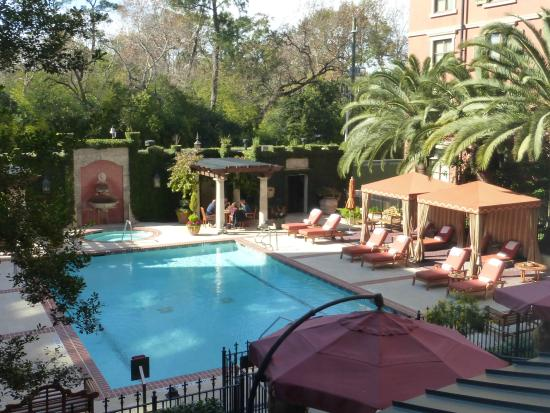 Hotel Granduca Houston: Hotel Swimming Pool