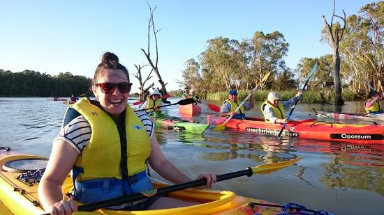 Canoe the Riverland
