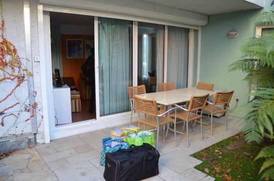Pierre & Vacances Premium Résidence Port Prestige : vista esterna dell'alloggio