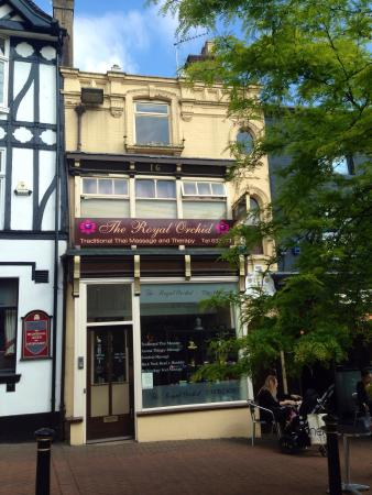 The Royal Orchid Newcastle