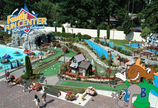 ‪Family Fun Center & Bullwinkle's Restaurant‬