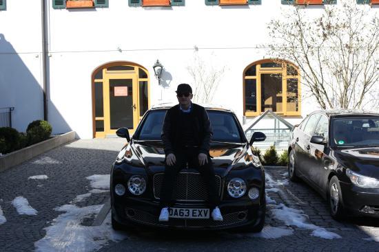 Hotel Bachmair Weissach: mulsanne not welcome
