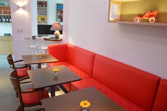 C'Chic Hotel Boutique: Salon Comedor