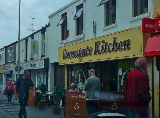Deansgate Kitchen, Blackpool