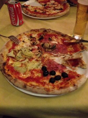 Ristorante Italiano AL CIRCO: pizza