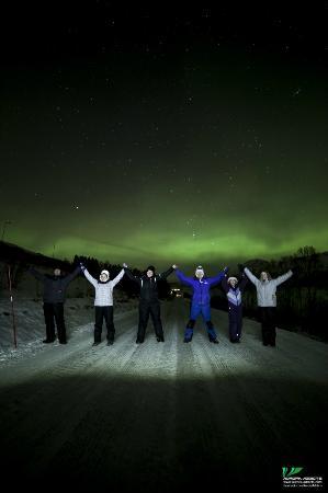 Aurora Addicts - Northern Lights Tours and Holidays