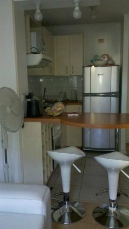 Santiago Art Suites: Cozinha
