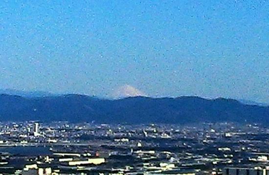 Mt. Zao Observatory: 富士山