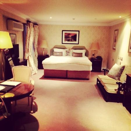 Killarney Royal: Lovely big rooms ��