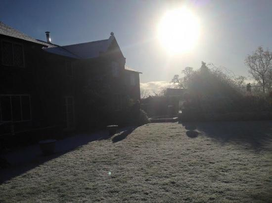 Manor Farm B&B and Holiday Cottages: Gorgeous Day