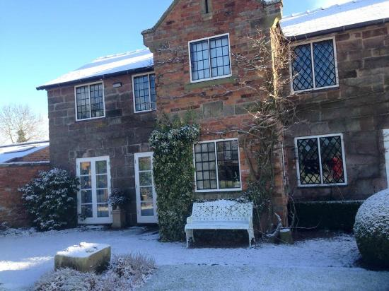 Manor Farm B&B and Holiday Cottages: the b&b