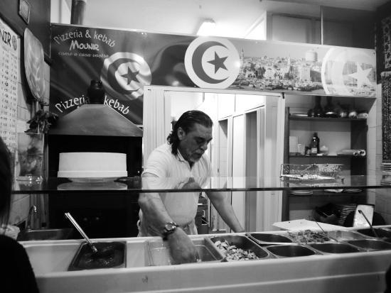 Mounir - Pizzeria & Kebab: Kebab